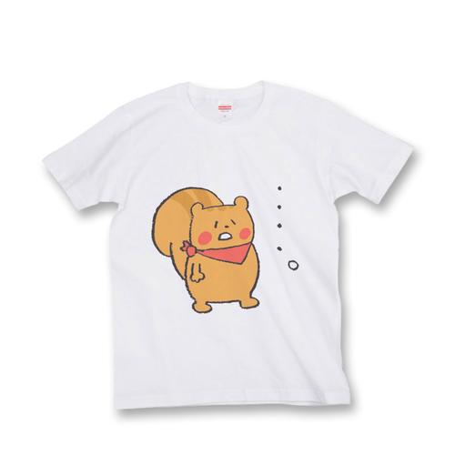 リストくん Tシャツ 『……。』