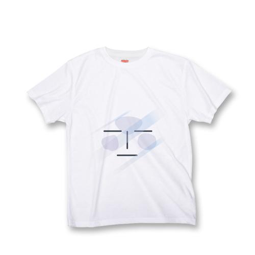 黒田さん オールオーバー Tシャツ 『ドアップ』