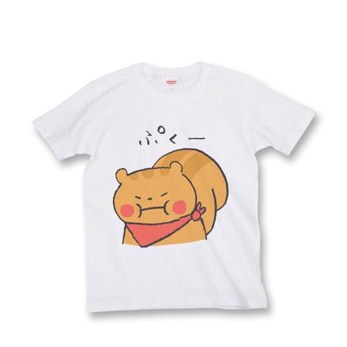 リストくん Tシャツ 『ぷくー』
